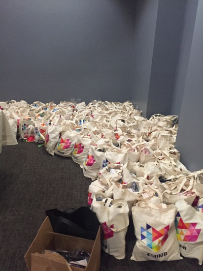 LA BABY SHOW Motherhood Goodie Bags