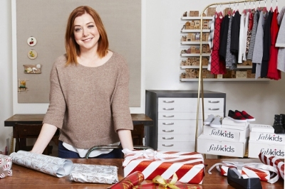 Alyson Hannigan LA Mom Mexico Charity
