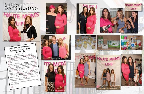 Moms In Media Benefit Celeb Baby Shower